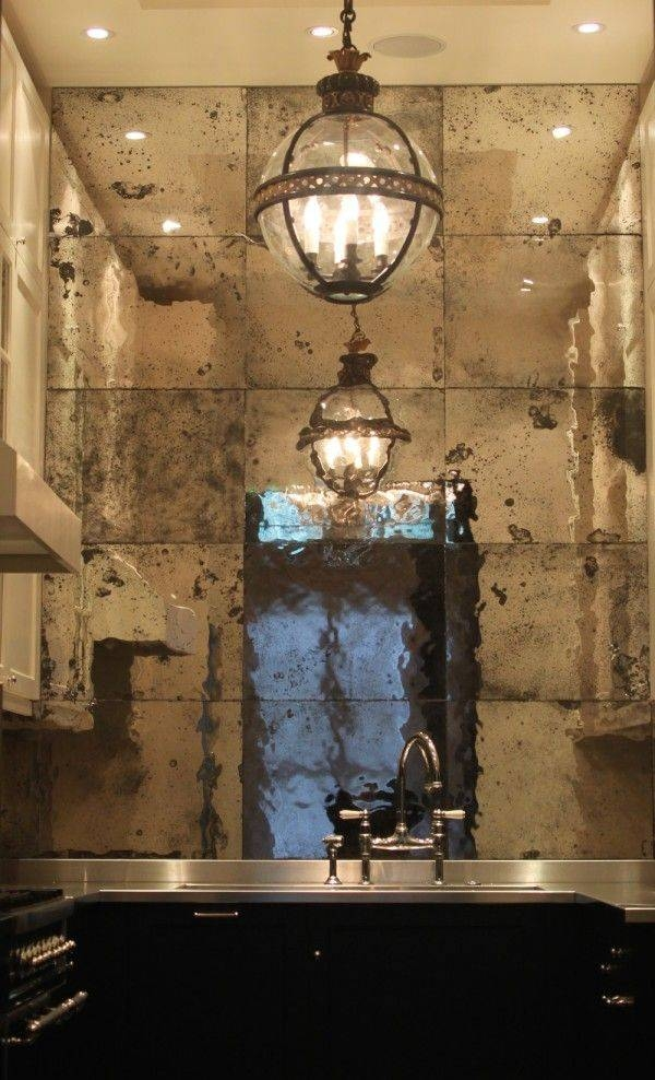 Best 25+ Antique Mirrors Ideas On Pinterest | Vintage Mirrors In Old Looking Mirrors (View 4 of 15)