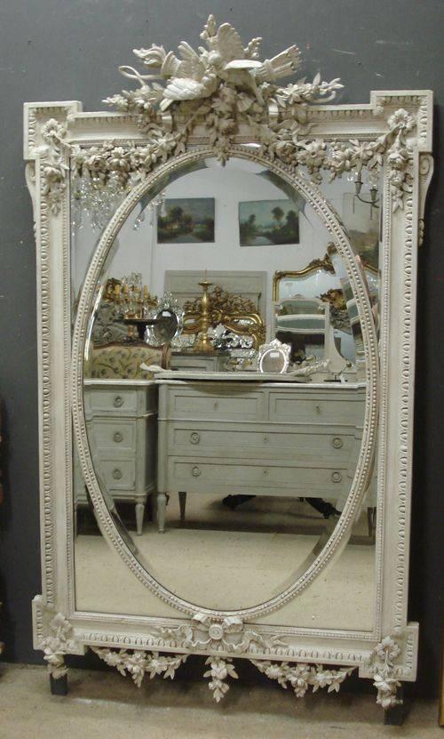 Best 25+ Antique Mirrors Ideas On Pinterest | Vintage Mirrors Inside Antique French Mirrors (View 2 of 20)