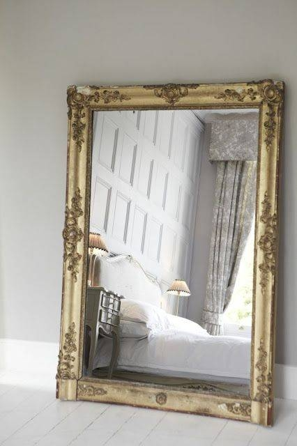 Best 25+ Antique Mirrors Ideas On Pinterest | Vintage Mirrors Intended For Large Gold Antique Mirrors (#16 of 30)