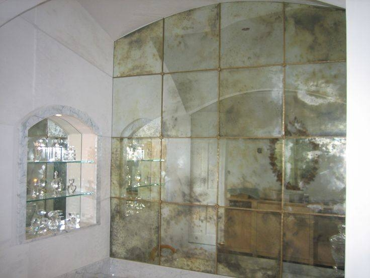 Best 25+ Antique Mirrors Ideas On Pinterest | Vintage Mirrors Pertaining To Antique Round Mirrors For Walls (#9 of 20)