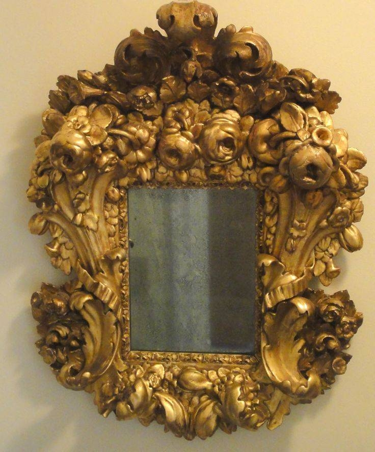 Best 25+ Antique Mirrors Ideas On Pinterest | Vintage Mirrors Throughout Old Style Mirrors (#7 of 20)