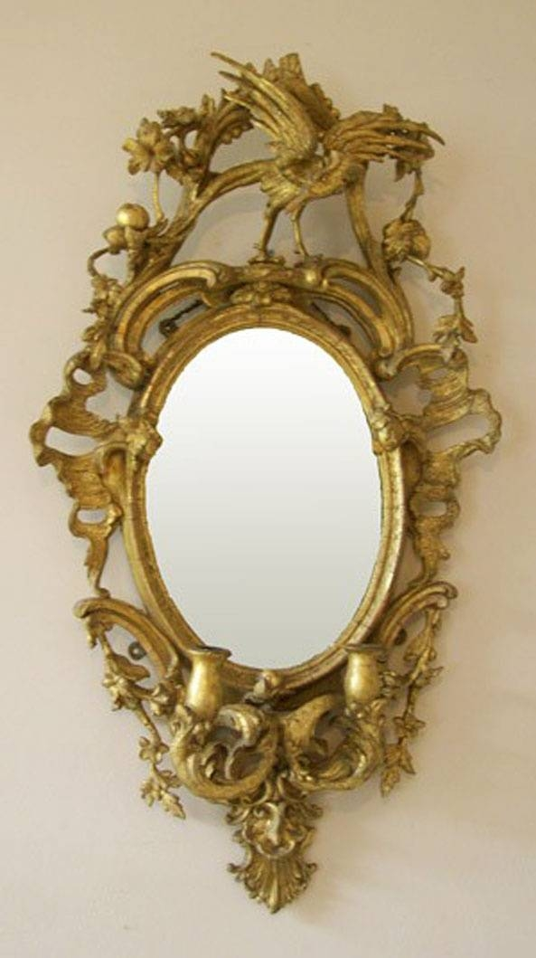 Best 25+ Antique Mirrors Ideas On Pinterest | Vintage Mirrors Throughout Vintage Gold Mirrors (#20 of 30)