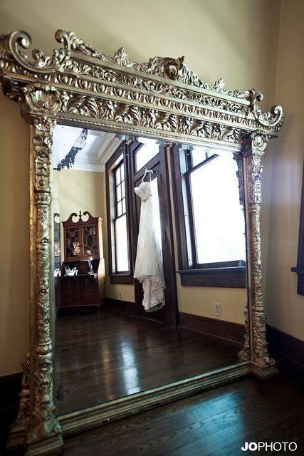 Best 25+ Antique Mirrors Ideas On Pinterest | Vintage Mirrors Within Huge Antique Mirrors (#9 of 15)
