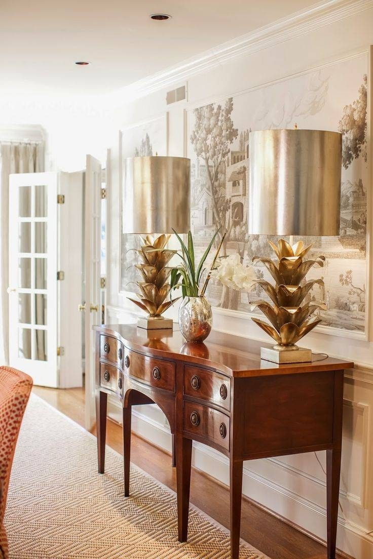 Best 25+ Antique Sideboard Ideas On Pinterest | Mid Century Modern In Sideboard Lamps (View 9 of 20)