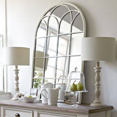 Best 25+ Arch Mirror Ideas On Pinterest | Foyer Table Decor Pertaining To Frameless Arched Mirrors (#9 of 20)