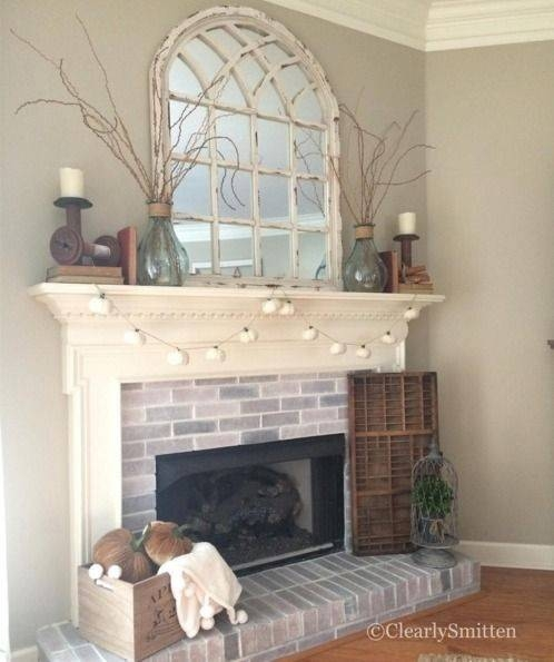 Best 25+ Arch Mirror Ideas On Pinterest | Foyer Table Decor Pertaining To White Arch Mirrors (#13 of 30)