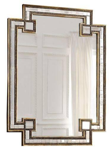 Best 25+ Art Deco Bathroom Ideas On Pinterest | Art Deco Home, Art Regarding Large Artistic Mirrors (#6 of 15)