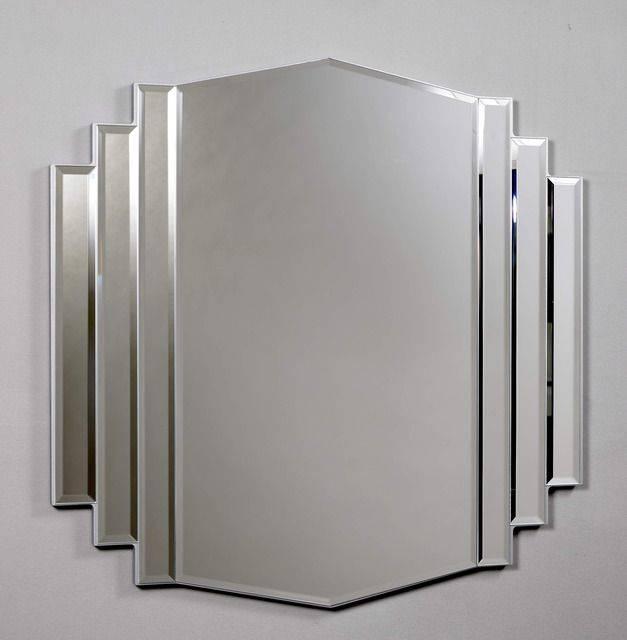 Popular Photo of Art Deco Style Mirrors