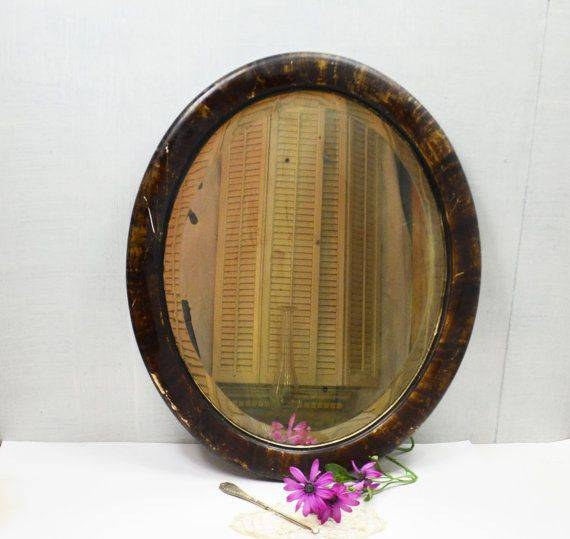 Best 25+ Beveled Edge Mirror Ideas On Pinterest | Art Deco Room For Oval Bevelled Mirrors (#5 of 30)