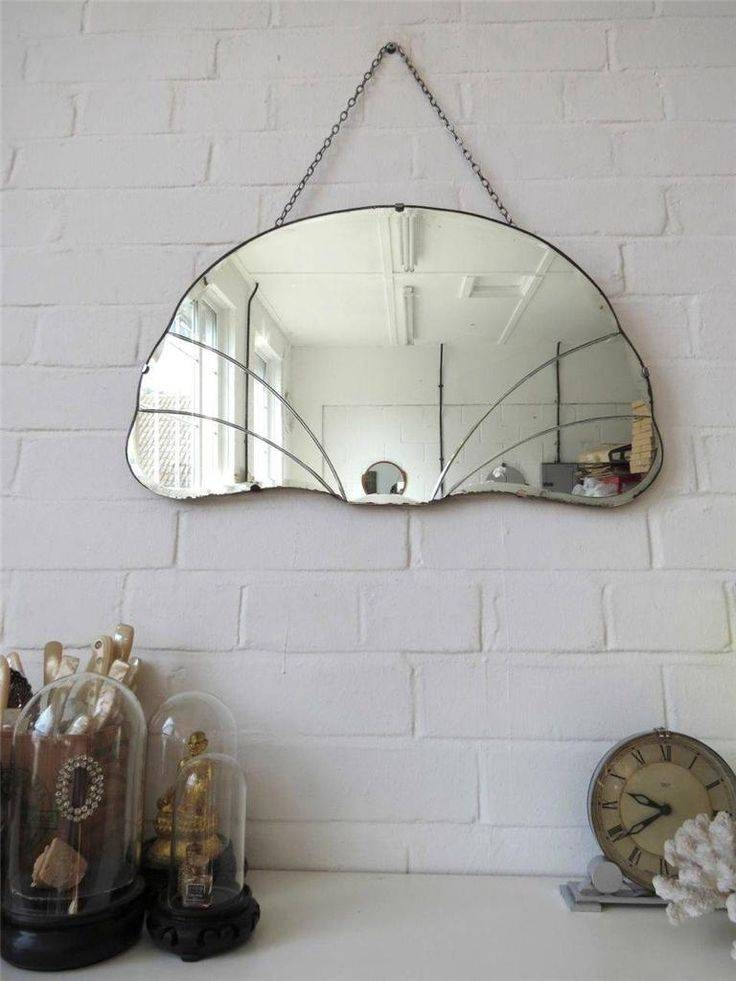 Best 25+ Beveled Edge Mirror Ideas On Pinterest | Art Deco Room Regarding Vintage Bevelled Edge Mirrors (#20 of 30)