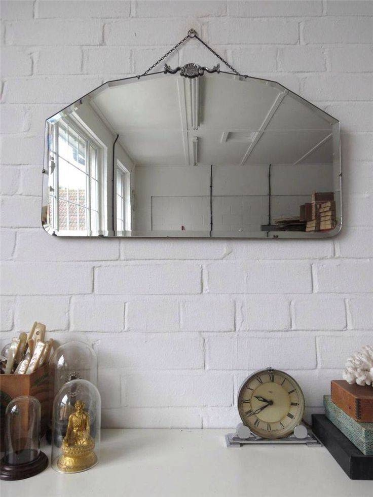Best 25+ Beveled Edge Mirror Ideas On Pinterest   Art Deco Room With Regard To Large Bevelled Edge Mirrors (View 14 of 30)