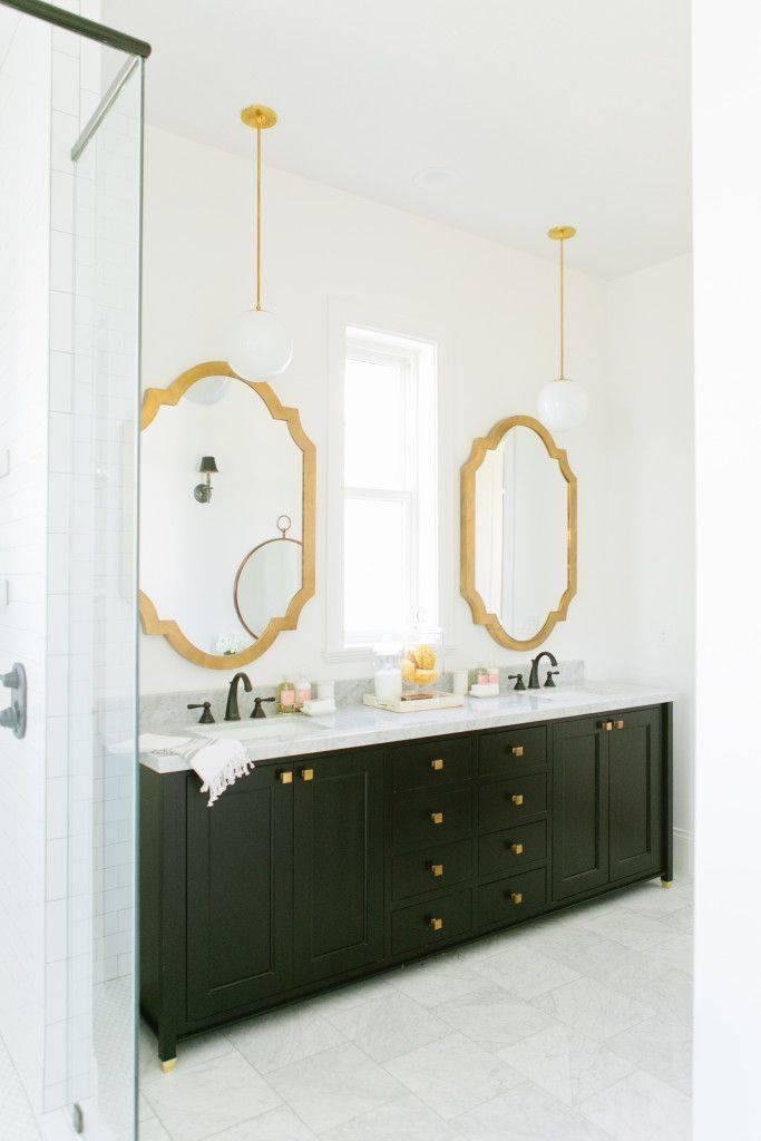 Best 25+ Black Bathroom Mirrors Ideas Only On Pinterest | Black With Regard To Black Cabinet Mirrors (#10 of 30)