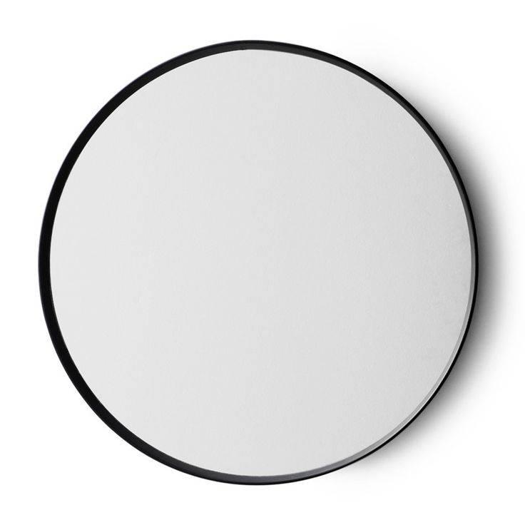 Best 25+ Black Round Mirror Ideas On Pinterest | Small Hall, Small Inside Large Black Round Mirrors (#11 of 30)
