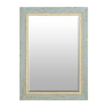 Best 25+ Blue Framed Mirrors Ideas On Pinterest | Large Framed For Blue Distressed Mirrors (#15 of 30)