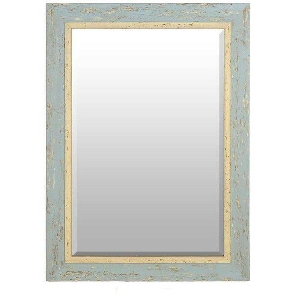 Best 25+ Blue Framed Mirrors Ideas On Pinterest | Large Framed In Mirrors With Blue Frame (View 9 of 20)