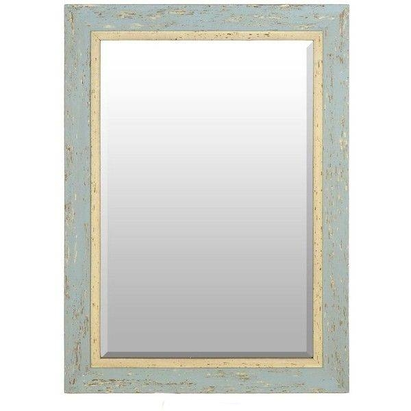 Best 25+ Blue Framed Mirrors Ideas On Pinterest | Large Framed With Blue Distressed Mirrors (#17 of 30)
