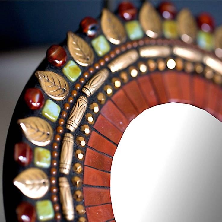 Best 25+ Bronze Mirror Ideas On Pinterest | Mirror Walls, Mirror For Bronze Mosaic Mirrors (#16 of 30)