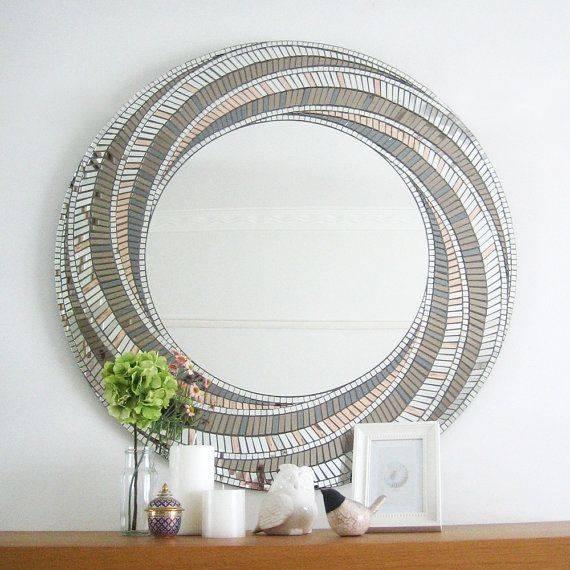 Best 25+ Bronze Mirror Ideas On Pinterest | Mirror Walls, Mirror Inside Bronze Mosaic Mirrors (#17 of 30)