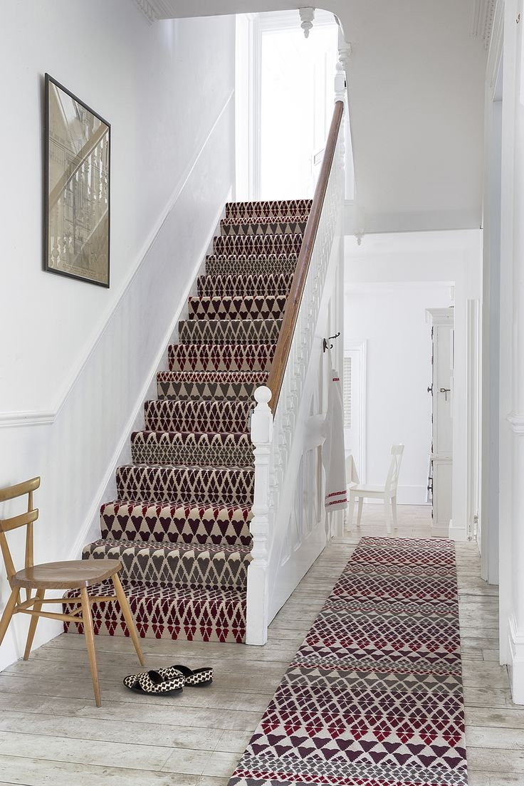 Best 25 Carpets Ideas On Pinterest: 20 Best Of Carpet Runners For Stairs And Hallways
