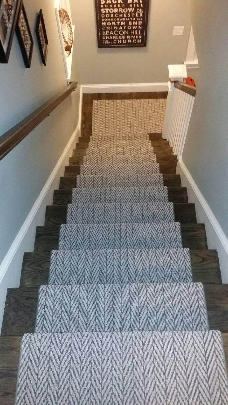 Best 25 Carpet Stair Runners Ideas On Pinterest Hallway Carpet Throughout Rugs For Staircases (#5 of 20)