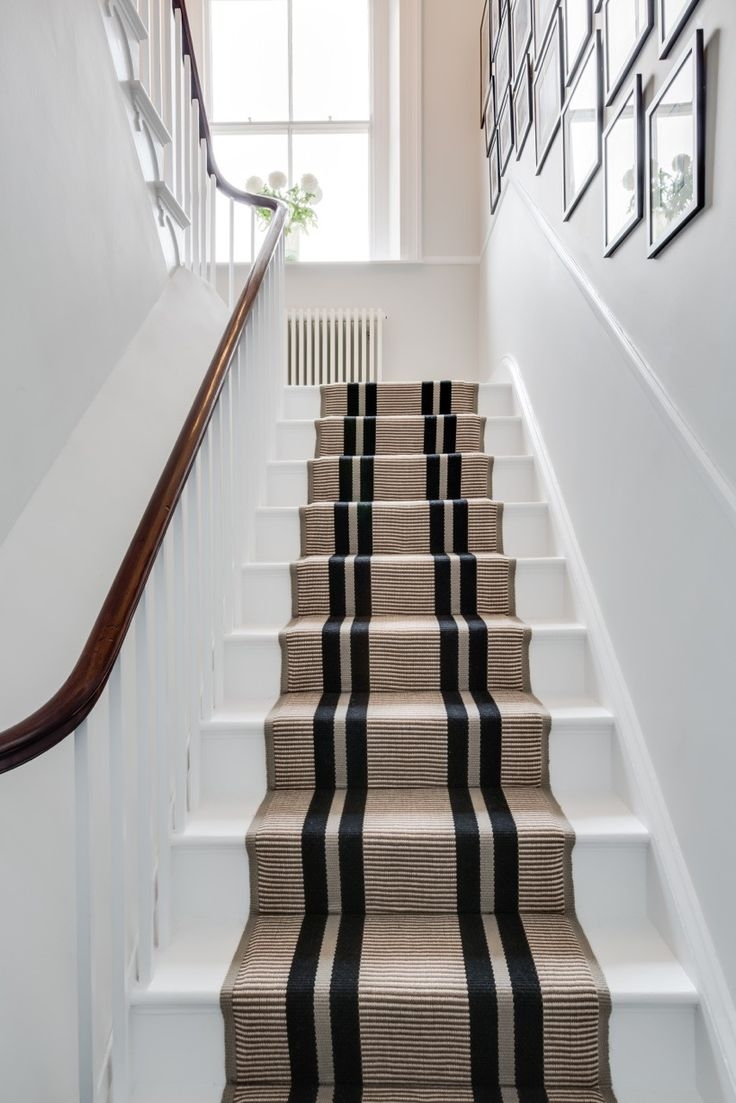 Foyer Stairs Carpet : Best ideas of rug runners for stairs