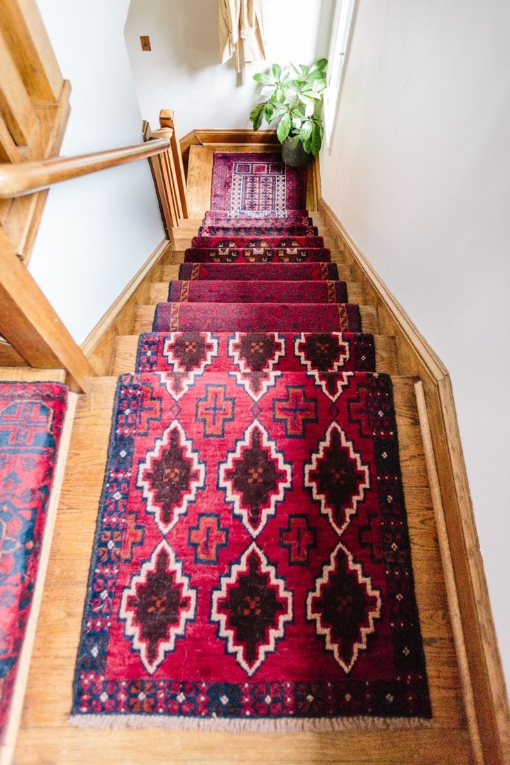 Best 25 Carpet Stair Runners Ideas On Pinterest Hallway Carpet Within Rugs For Staircases (#6 of 20)