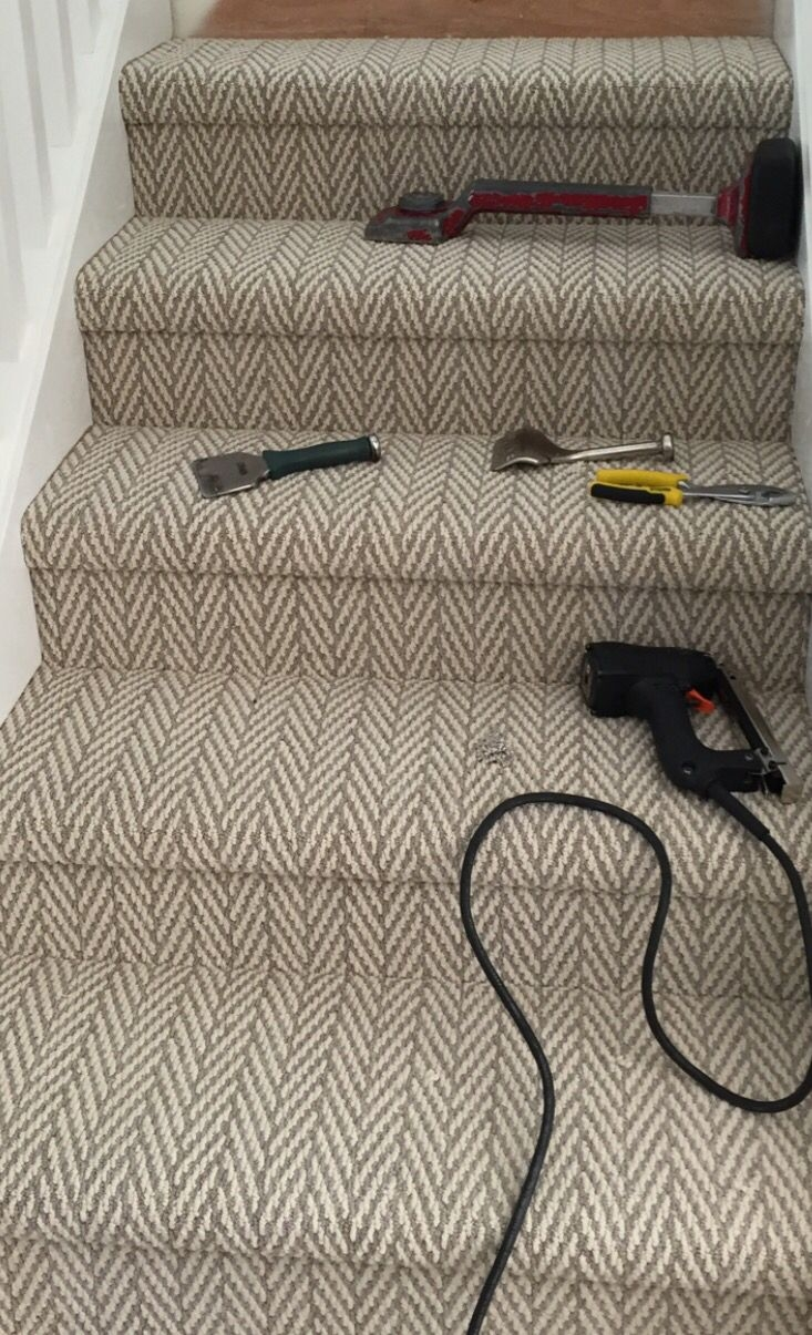 Best 25 Carpet Stairs Ideas On Pinterest Striped Carpet Stairs Regarding Stick On Carpet For Stairs (View 13 of 20)