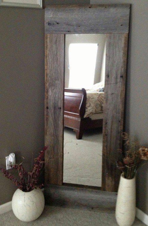 Best 25+ Cheap Full Length Mirror Ideas On Pinterest | Cheap Regarding Cheap Mirrors (View 26 of 30)