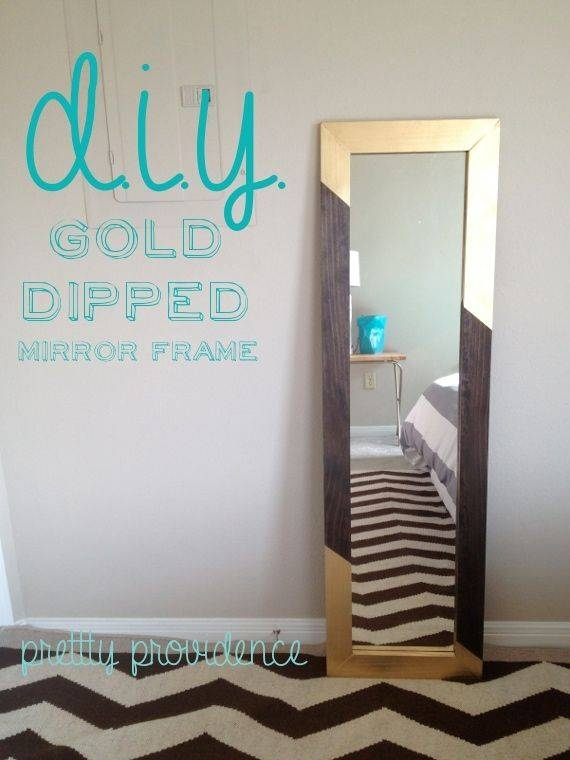Best 25+ Cheap Full Length Mirror Ideas On Pinterest | Cheap Regarding Gold Full Length Mirrors (#6 of 30)