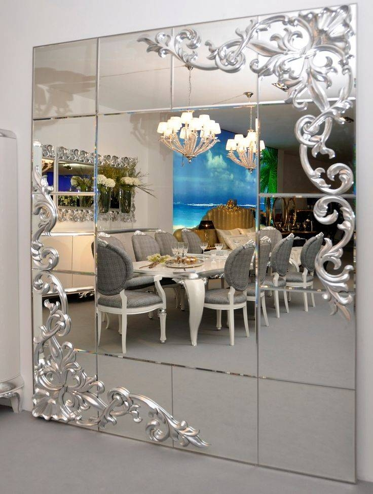 Best 25+ Cheap Large Mirrors Ideas On Pinterest | Mirror Trim Pertaining To Huge Mirrors For Cheap (#8 of 20)