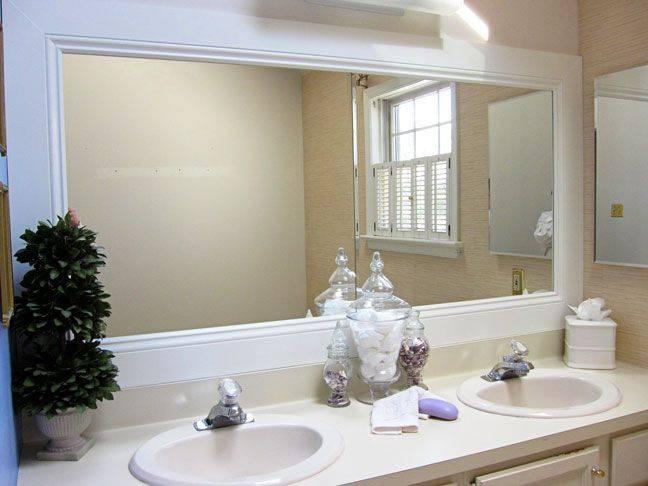 Best 25+ Cheap Large Mirrors Ideas On Pinterest | Mirror Trim Regarding Huge Mirrors For Cheap (#9 of 20)