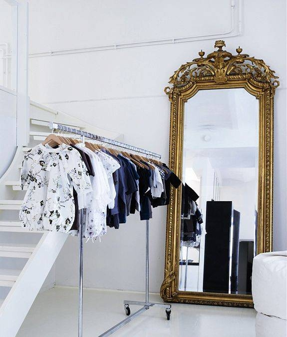 Best 25+ Classic Full Length Mirrors Ideas On Pinterest | Neutral With Full Length Gold Mirrors (#7 of 30)