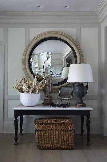Best 25+ Convex Mirror Ideas On Pinterest | Dark Blue Walls For Concave Wall Mirrors (#9 of 15)