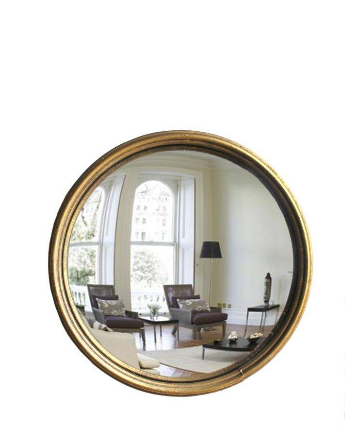 Best 25+ Convex Mirror Ideas On Pinterest | Dark Blue Walls Inside Round Convex Wall Mirrors (#12 of 30)