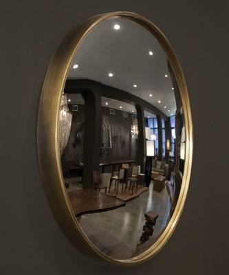 Best 25+ Convex Mirror Ideas On Pinterest | Dark Blue Walls With Regard To Concave Wall Mirrors (#12 of 15)
