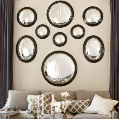 Popular Photo of Convex Wall Mirrors