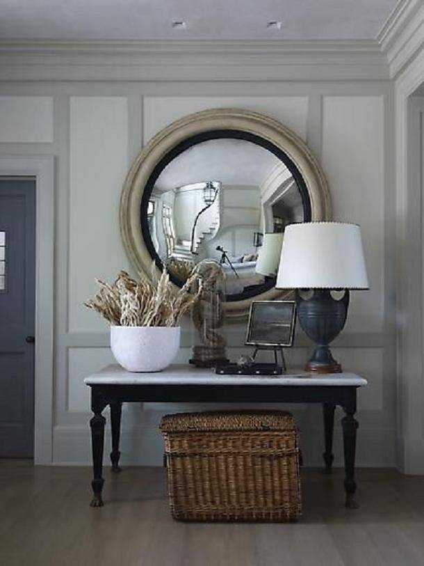 Best 25+ Convex Mirror Ideas On Pinterest | Dark Blue Walls With Regard To Round Convex Wall Mirrors (#15 of 30)