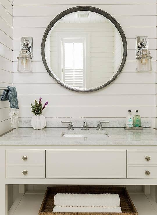 Best 25+ Cottage Bathroom Mirrors Ideas Only On Pinterest Throughout High Grove Mirrors (View 17 of 30)