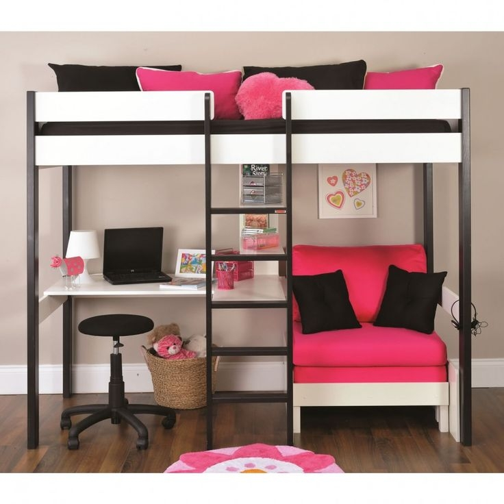 Best 25 Couch Bunk Beds Ideas On Pinterest Bunk Bed With Desk Inside Sofa Bunk Beds (#1 of 15)