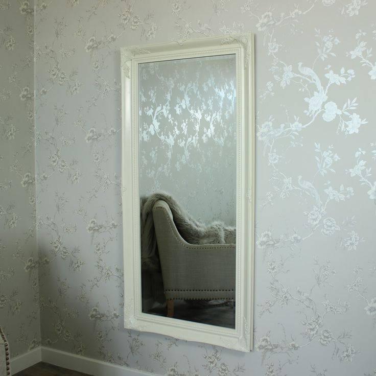 Best 25+ Cream Full Length Mirrors Ideas On Pinterest | Neutral For Ornate Floor Length Mirrors (#15 of 30)