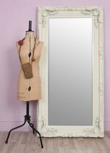 Best 25+ Cream Full Length Mirrors Ideas On Pinterest | Neutral In Large Cream Mirrors (#11 of 30)