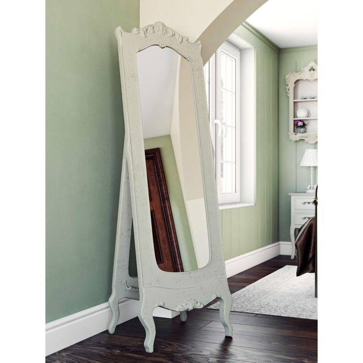 Best 25+ Cream Full Length Mirrors Ideas On Pinterest | Neutral Regarding Large Cream Mirrors (#13 of 30)