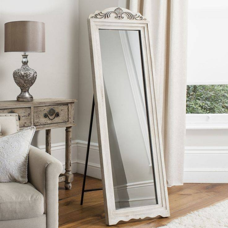 Inspiration about Best 25+ Cream Full Length Mirrors Ideas On Pinterest | Neutral Throughout Cream Free Standing Mirrors (#14 of 20)