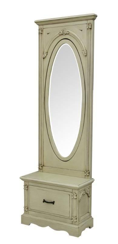 Best 25 30 Inch Vanity Ideas On Pinterest: 30 Best Collection Of Shabby Chic Long Mirrors