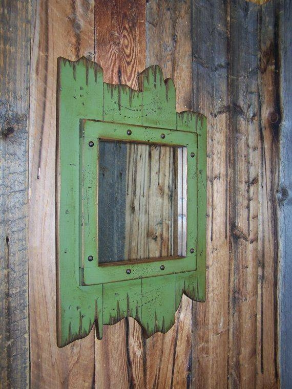 Best 25+ Distressed Mirror Ideas On Pinterest | Antiqued Mirror Intended For Distressed Framed Mirrors (#14 of 30)