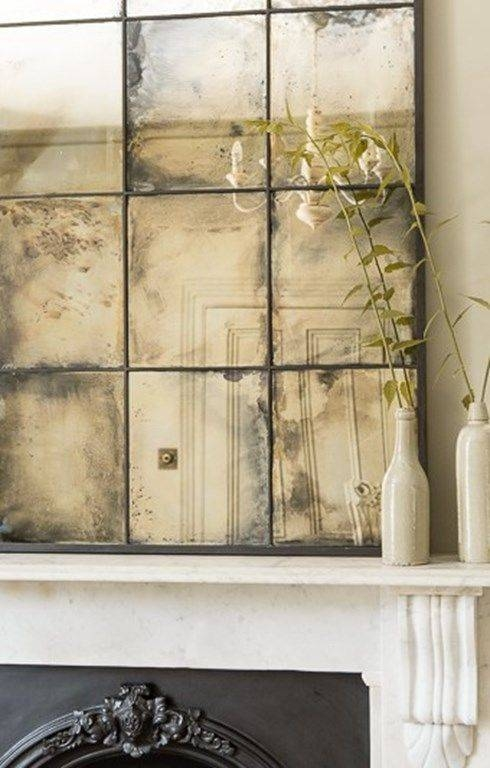 Best 25+ Distressed Mirror Ideas On Pinterest | Antiqued Mirror Intended For Distressed Silver Mirrors (#9 of 20)