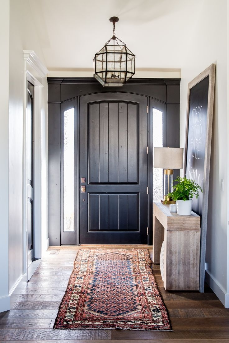 Best 25 Entryway Rug Ideas On Pinterest Entry Rug Black Door For Rug Runners For Entryways (#3 of 20)