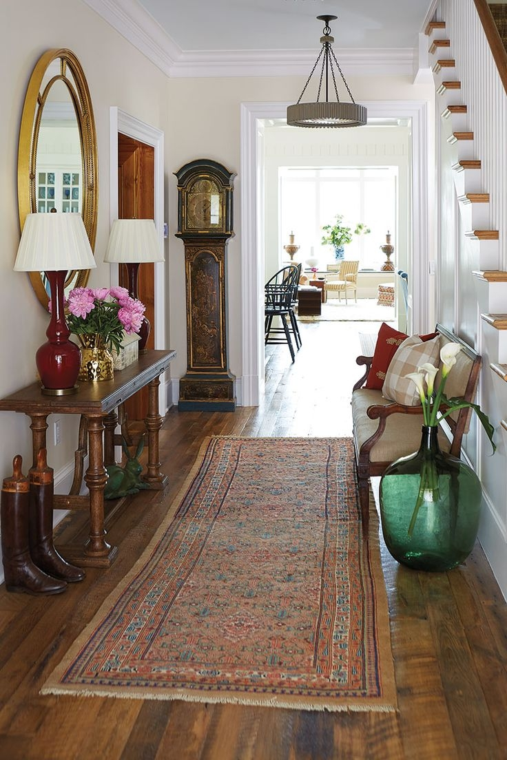 Best 25 Entryway Runner Ideas On Pinterest Rug Runners For In Rug Runners For Entryways (#6 of 20)
