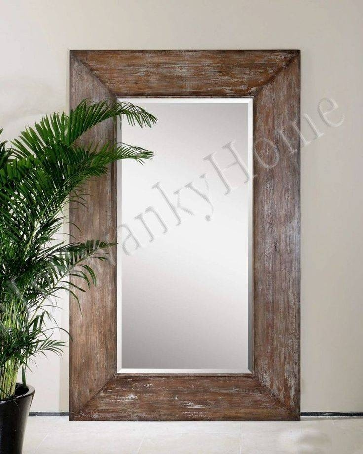 Popular Photo of Large Wall Mirrors