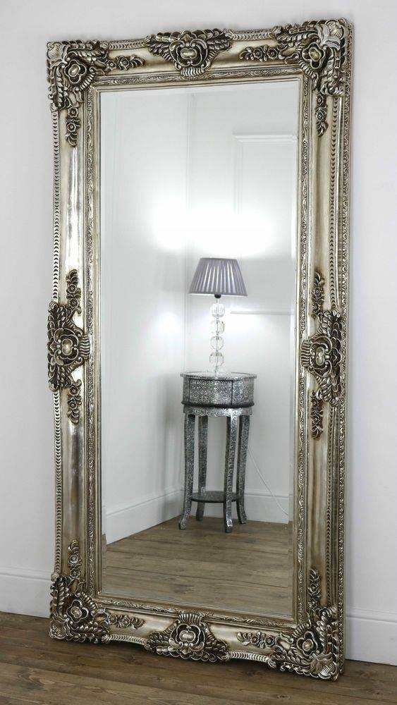 Best 25+ Floor Mirrors Ideas On Pinterest | Large Floor Mirrors Pertaining To Big Ornate Mirrors (#14 of 30)